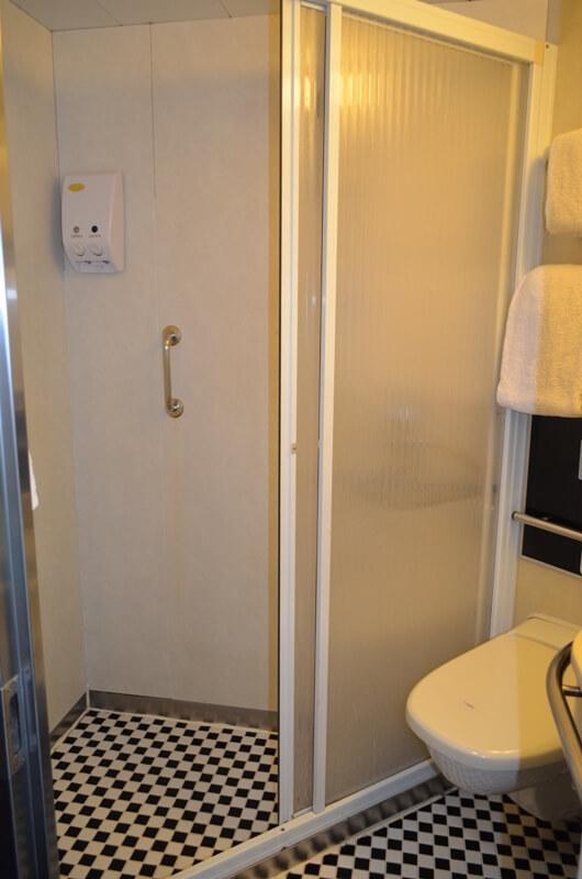 Crystal View Shower Doors