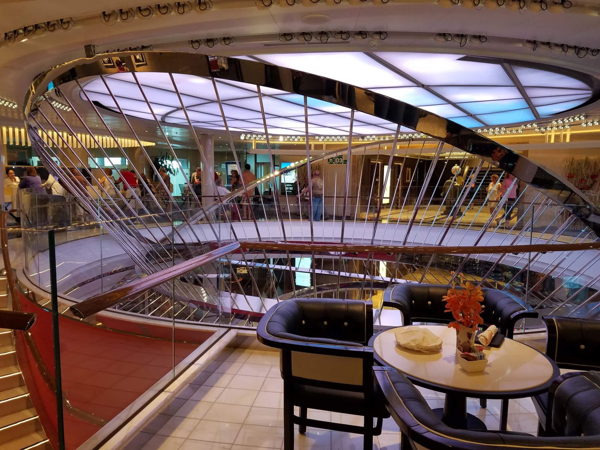Koningsdam Worldwide Cruise Associates