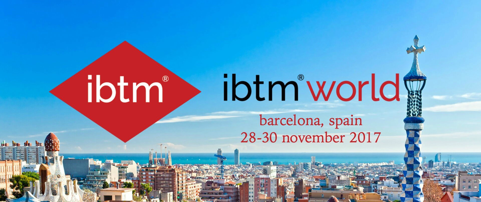 IBTM World - Booth # L 16