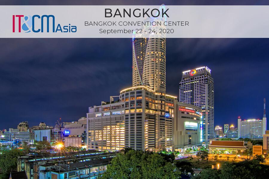 IT&CM Asia Bangkok
